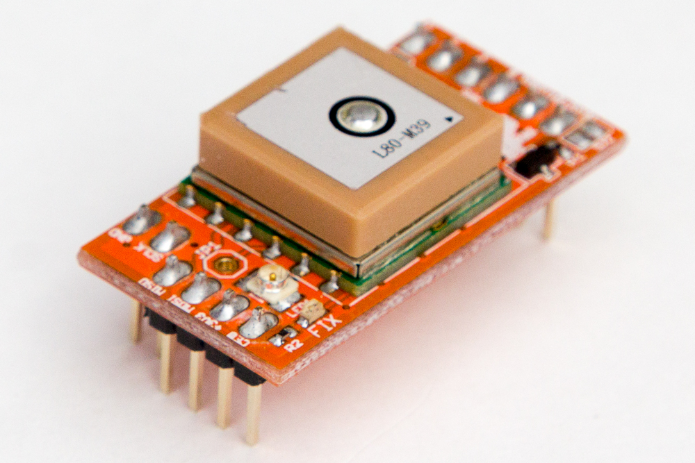 Image of Microstack GPS
